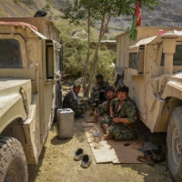 Afghan holdout will struggle against Taliban assault, say analysts