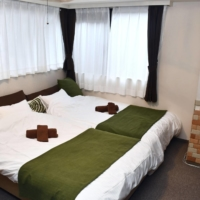 Private lodging facilities, or minpaku, have gained attention since a law legalizing them took effect in June 2018 to relieve a shortage of hotel rooms amid an inbound tourism boom.   KYODO