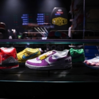 A $13 billion sneaker fortune started on a pig farm in Taiwan