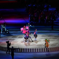 In pictures: Opening ceremony of 2020 Tokyo Paralympics