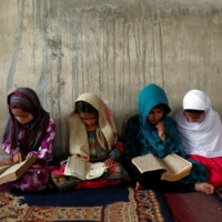 The meteoric expansion of female education was perhaps the greatest single achievement of the Afghan intervention.   REUTERS