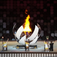 Preliminary data showed that the average viewership of the opening ceremony of the Paralympics — which aired live Tuesday partly on NHK's main channel — was 23.8% in the Kanto region. | CHANG W. LEE / THE NEW YORK TIMES