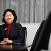 Sakie Fukushima, one of the first Japanese women to become a director of a major domestic company, has served on the boards of Sony, Bridgestone and nearly a dozen other companies. | BLOOMBERG