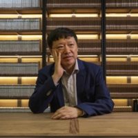 Hu Xijin, editor-in-chief of the nationalist tabloid Global Times | BLOOMBERG