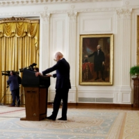 After running explicitly on the promise of restoring normalcy and moderation after the Trump years, the administration of Joe Biden has fallen fall short of those goals. | REUTERS