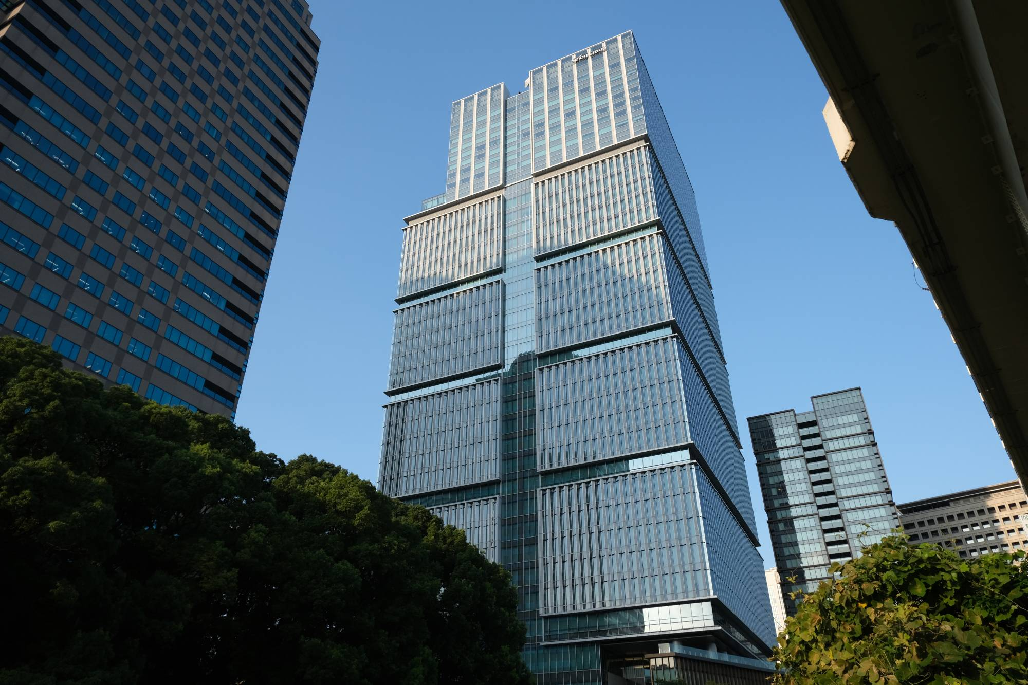 The building that will house the Digital Agency's office in Tokyo | KAZUAKI NAGATA