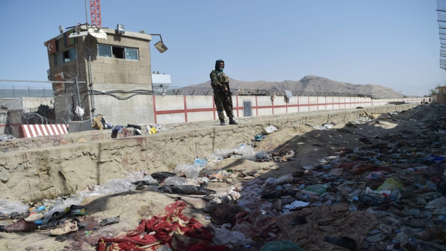 One Japanese national leaves Kabul on SDF plane as attack upends evacuation efforts