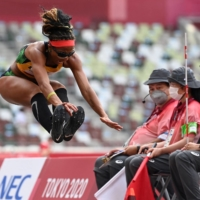 In pictures: Day 3 of the 2020 Tokyo Paralympics