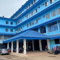 A general view of the Government Medical College Hospital in Manjeri in India's Kerala state | REUTERS