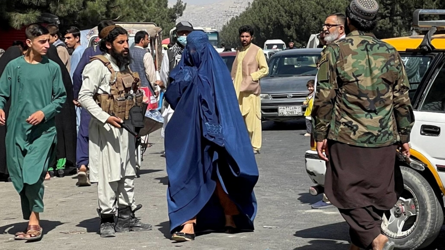 With hopes of escape dashed, two Afghan women look to future under Taliban