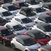 Toyota global output up 11.9% in July, but chip crunch weighs heavy