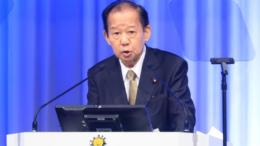 Suga locks up LDP support and tames party rival with shakeup plan