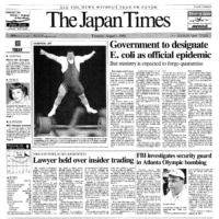 1996   THE JAPAN TIMES
