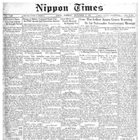 1946 | THE JAPAN TIMES