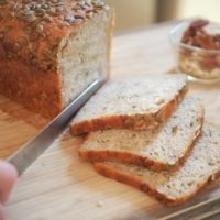 Slice two pieces of your favorite bread and toast them. | SIMON DALY