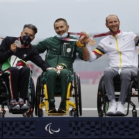 In pictures: Day 7 of the 2020 Tokyo Paralympics