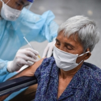 Thailand's older people lag behind in COVID-19 vaccination drive, data shows