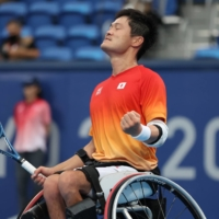 Shingo Kunieda bounces back in first set to power into Paralympic semifinals