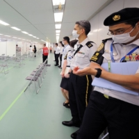 Japan to extend operation of mass vaccination sites in Tokyo and Osaka