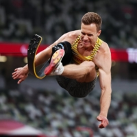 German 'Blade Jumper' Markus Rehm soars to third straight Paralympic gold