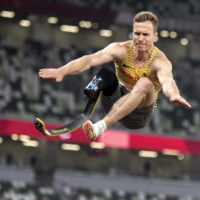 Day 8 recap: Germany's 'Blade Jumper' leaps to gold amid controversial disqualification at Tokyo Paralympics