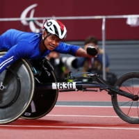 In pictures: Day 8 of the 2020 Tokyo Paralympics