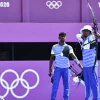 The Olympic-size difference between India and China