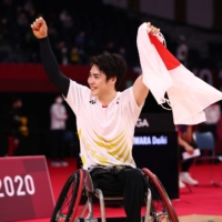 Double delight as Japan claims two gold in badminton