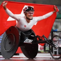 Paralympic Games put spotlight on Japan's tech for disabled