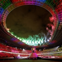 In pictures: Closing ceremony of the 2020 Tokyo Paralympics