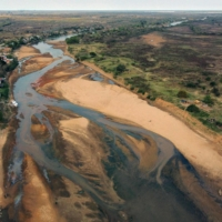 South America's Parana River is drying up, baffling experts