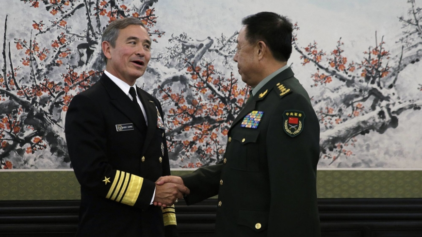 U.S. needs to review Taiwan policy, ex-Pacific Command chief Harry Harris says