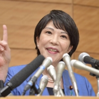 The outliers hoping to be heard in the LDP election