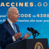 Biden's vaccine mandate signals a White House done with persuasion