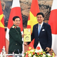 Japan inks deal to export defense assets to Vietnam amid concerns over China