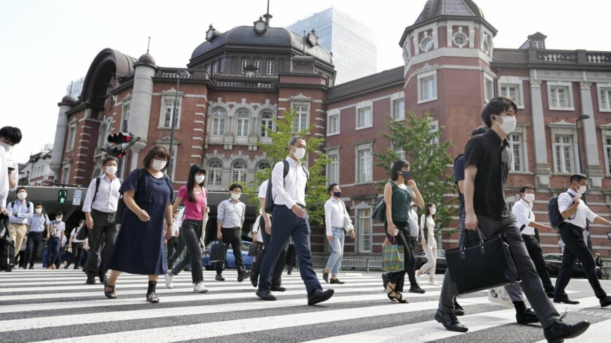 Coronavirus emergency extended in Tokyo and 18 other prefectures