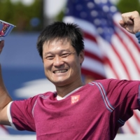 Shingo Kunieda follows up Paralympic gold with second straight U.S. Open title