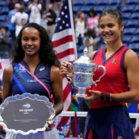 Emma Raducanu and Leylah Fernandez offer glimpse of exciting future for women's tennis