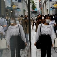 Tokyo confirmed 1,004 new cases of COVID-19 on Tuesday.   REUTERS