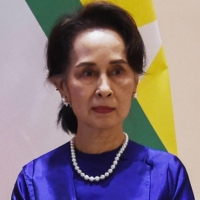 Ousted Myanmar leader Aung San Suu Kyi skipped the resumption of her coronavirus-delayed trial in a junta court due to car sickness, her lawyer said on September 13, 2021. | AFP-JIJI