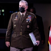Dubious of Trump's sanity, top U.S. general secretly called China, book claims
