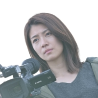 Shades of gray: Kumi Takiuchi stars as a documentary filmmaker whose sense of truth and justice is muddied by her father's misdeeds in 'A Balance.' | © EIGAKOBO HARUGUMI