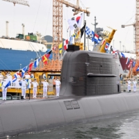 South Korea says it successfully tests submarine-launched ballistic missile
