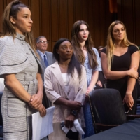 Simone Biles and fellow U.S. gymnasts slam FBI, sports officials for 'enabling' sexual abuse