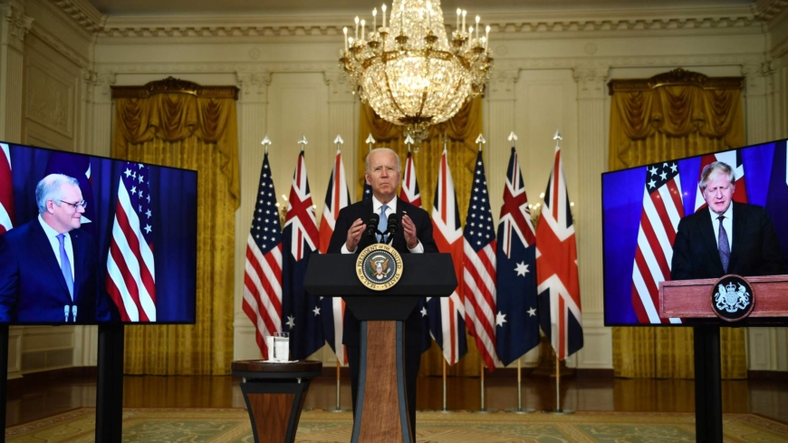French furious at Biden for cutting them out of submarine deal