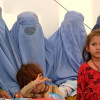 Starvation is as much a threat to Afghan women as the Taliban