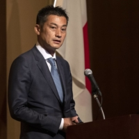 More than half of the executives who led major reform at Japan Post Bank have left the firm, including former Vice President Katsunori Sago.   BLOOMBERG