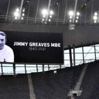 Former England great Jimmy Greaves dies at 81