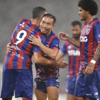 It's not so unthinkable that Yuto Nagatomo could help inspire FC Tokyo to what would be a fourth appearance in the Asian Champions League | KYODO