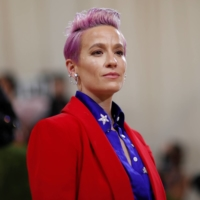 Megan Rapinoe and other female athletes back abortion rights